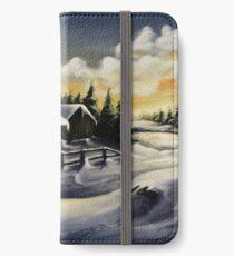 Cabin iPhone Wallet/Case/Skin