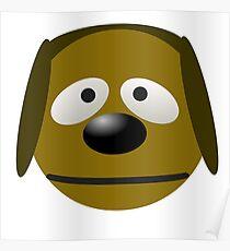 Rowlf Dog Poster