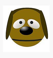 Rowlf Dog Photographic Print