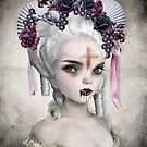 Vampire Lady - Guilty Conscience by Tanya  Mayers