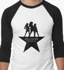 Heather, Heather, & Heather Men's Baseball ¾ T-Shirt
