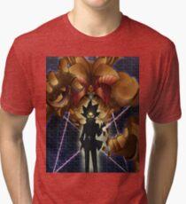 Yugioh Exodia Tri-blend T-Shirt
