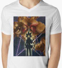 Yugioh Exodia Men's V-Neck T-Shirt