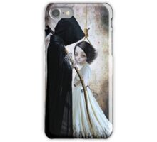 Gothic Romance - The Lengths I'd Go To Be With You iPhone Case/Skin