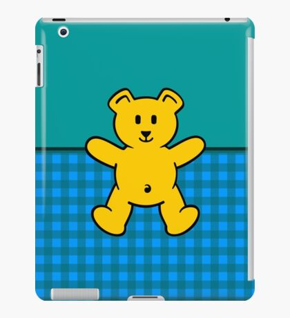 Teddy Tee VRS2 iPad Case/Skin