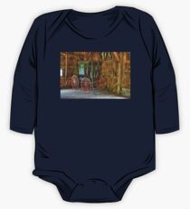 Wagon lost in storage One Piece - Long Sleeve