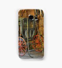 Wagon lost in storage Samsung Galaxy Case/Skin