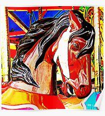 Carousel Colt Poster