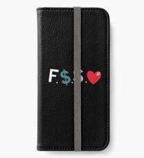 Official Fuck Money Spread Love - J.cole iPhone Wallet/Case/Skin