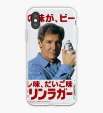 Harrison Ford Kirin Bier iPhone-Hülle & Cover