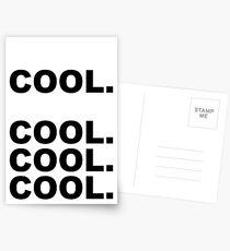 Cool cool cool Postcards