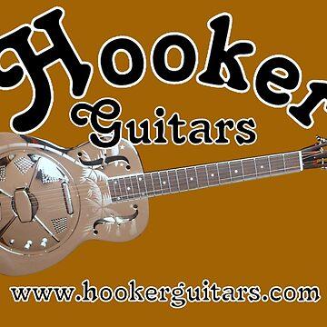 Hooker Resonator Guitars by neonblade
