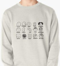 artists Pullover