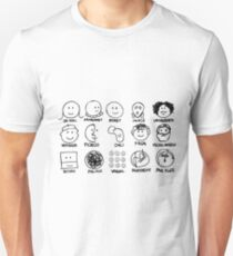 artists Unisex T-Shirt