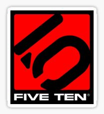 five ten 5.10 Outdoor gear Equipment hiking climb Sticker