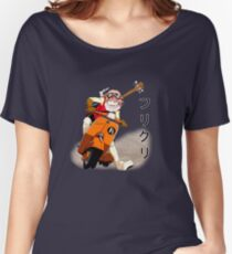 FLCL- Haruko on Vespa Women's Relaxed Fit T-Shirt
