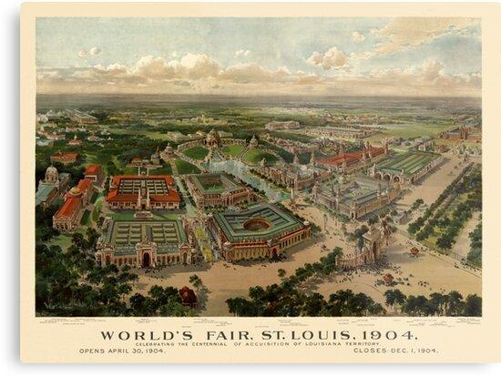 St. Louis Worlds Fair 1904 by mollyfare