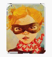 tiny superhero iPad Case/Skin