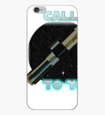 Star Wars VII The Force Lightsaber iPhone Case