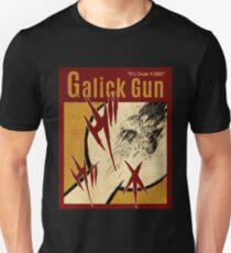 ÜBER 9000, GALICK VINTAGE 5 Slim Fit T-Shirt