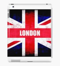 United Kingdom-London Flag iPad Case/Skin