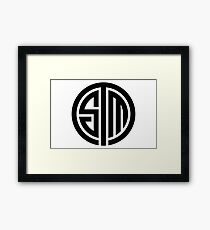 TSM TEAM SOLOMID I DONT KNOW ANYTHING ABOUT LEAGUE Framed Print