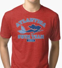 Camiseta de tejido mixto Atlantica Swim Team
