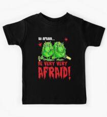 Be Afraid! Kids Clothes