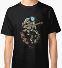 astronaut AND MUSIC Classic T-Shirt