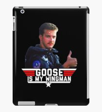 maverick iPad Case/Skin