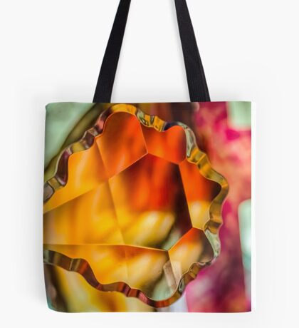 Crystal Prison Tote Bag