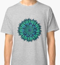 Feather Fractal 1010 Classic T-Shirt