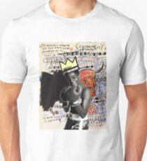 basquiat 1 Unisex T-Shirt