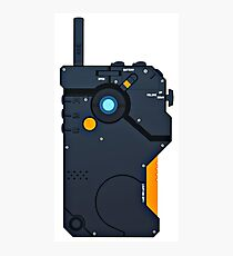 iDroid - Metal Gear Solid V Photographic Print