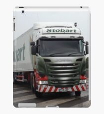 Stobart Lorry iPad Case/Skin