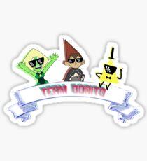 Team dorito Sticker