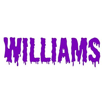 Williams de sorasicha