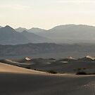 Mesquite Dunes Sunrise by Mike Herdering