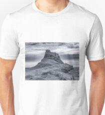The Castle  Holy Island Unisex T-Shirt