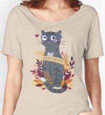 Keep Going Women's Relaxed Fit T-Shirt