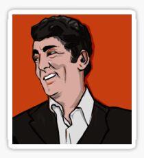 Dean Martin Smiling Sticker
