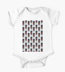 HAL-9000 Repeating Pattern Kids Clothes