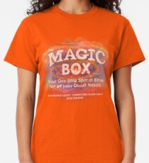 Camiseta clásica La caja mágica: para todas tus necesidades ocultas