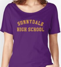 Sunnydale HS Women's Relaxed Fit T-Shirt