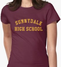 Sunnydale HS Women's Fitted T-Shirt