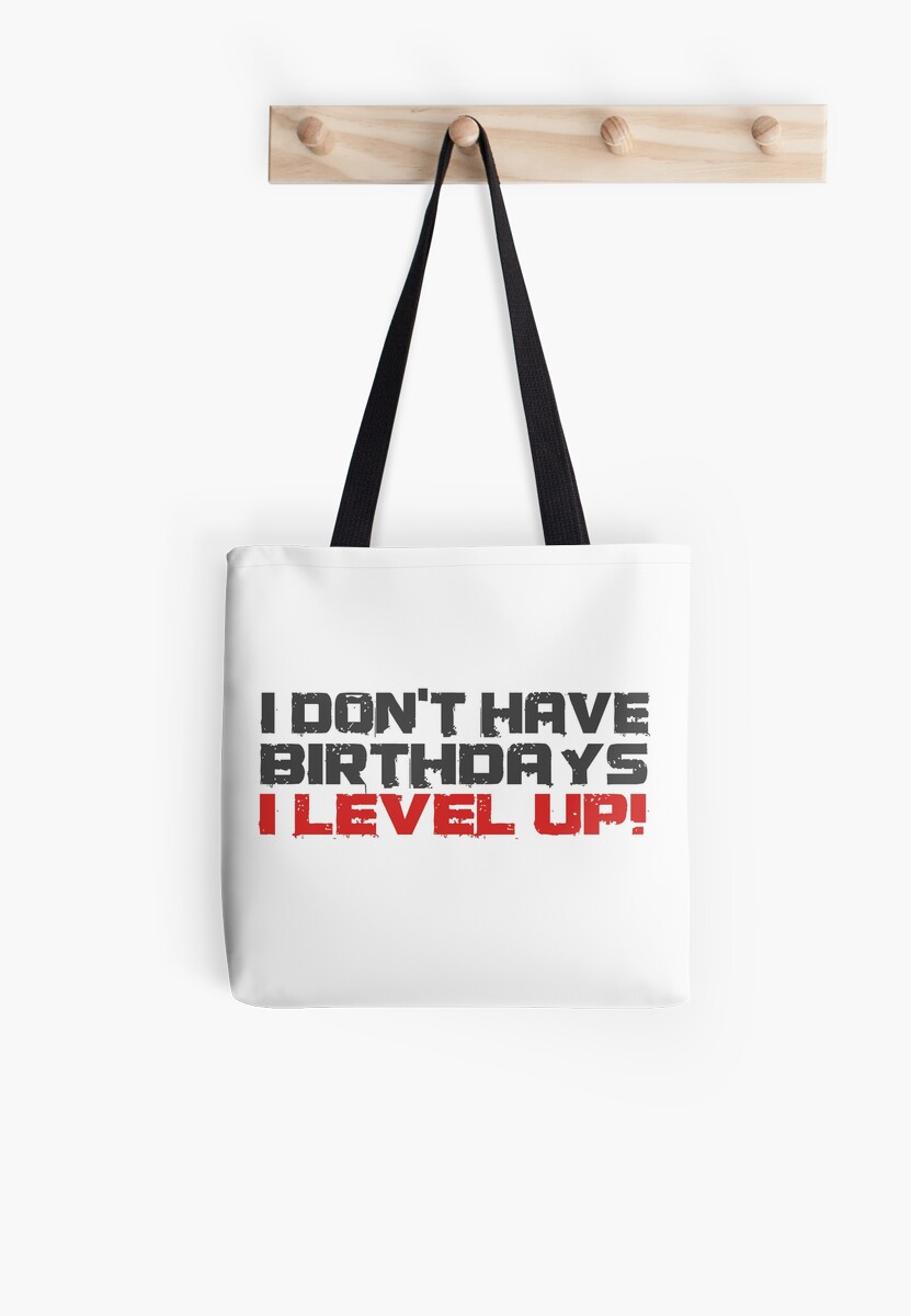 Video Games Gamers Quotes Birthday Funny Quotes Cool Tote Bags By