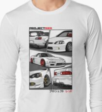 [R]aw Power Champion White Edition Long Sleeve T-Shirt