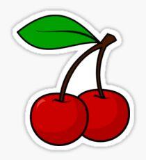 Cherry anim. Sticker