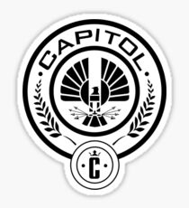 Capitol Sticker