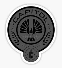 Capitol Grey Sticker